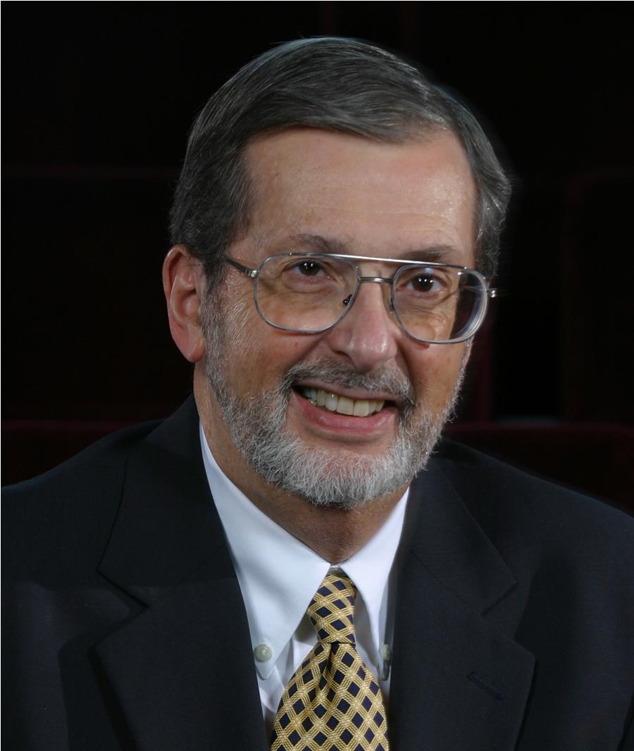 Norman Lefstein Portrait